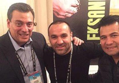 Fariz Məmmədov WBC-in Konqresinə dəvət alıb