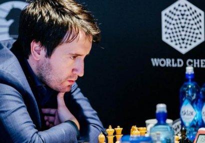 Dünya Kuboku: Teymur Rəcəbov ilk final görüşündə heç-hçə etdi