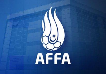 AFFA iki futbolçu barədə hüquq-mühafizə orqanlarına müraciət edəcək