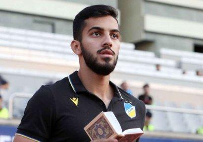APOEL-in baş məşqçisi ilə futbolçusu arasında insident