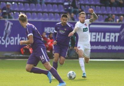 Nazarov oynadı, komandası xal itirdi