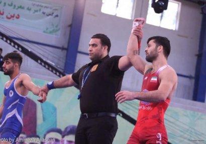 Əzizli İran çempionu oldu