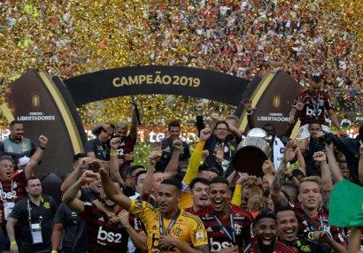 Libertadores Kubokunun qalibi məlum oldu - VİDEO