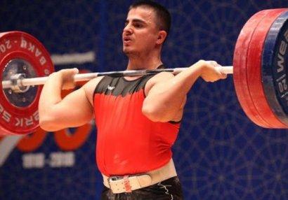 Tarmenxan Babayev Avropa birinciliyində bürünc medal qazandı!
