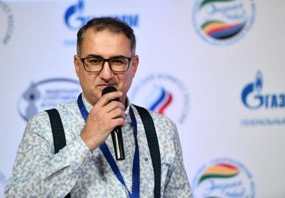 Azərbaycanlı idman jurnalisti Moskvada mükafat qazandı