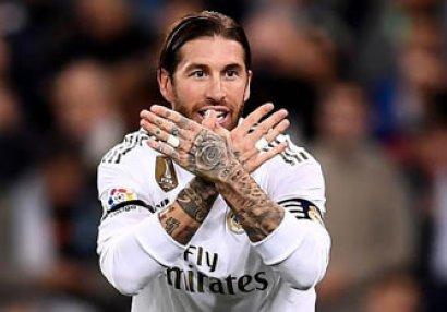 Ramos rekordçu oldu