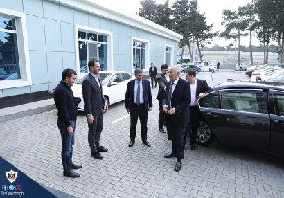 """Abdulbari Gözəl """"Qarabağ""""ı ziyarət etdi"""