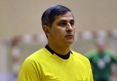 Elçin Səmədli ilk dəfə beynəlxalq təyinat aldı