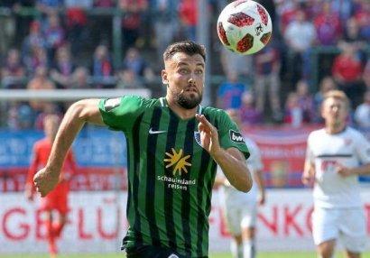 Millimizin futbolçusu Bundesliqa klubunun təklifini rədd etdi