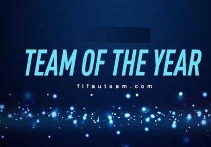 UEFA 2019-cu ilin rəmzi komandasını açıqladı