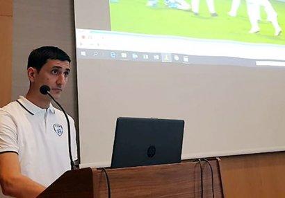 FIFA Əliyar Ağayevi İsrailə çağırdı