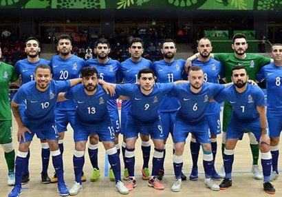 Xorvatiya - Azərbaycan oyununun hakimləri açıqlandı