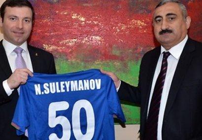 AFFA veteranları otelə yığır: Süleymanovun müraciətini unutdurmaq üçün…