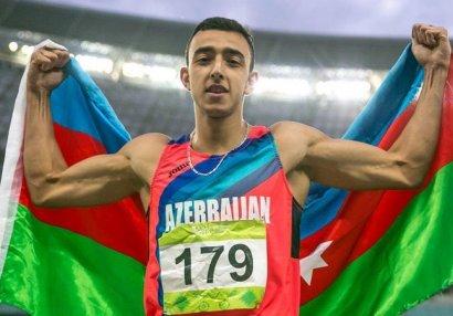 Ermənini üstələyən Nazim Babayevdən qızıl medal - FOTO