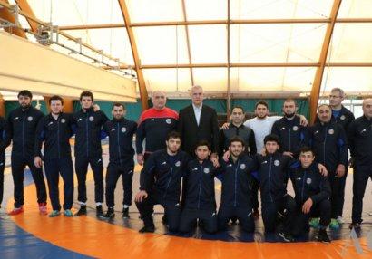 Roma 2020: Cəbrayıl Həsənov bürünc medal qazandı - YENİLƏNİB
