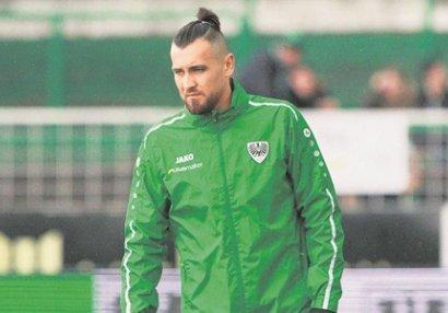 Rüfət Dadaşov oynadı, komandası yenildi