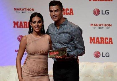 Ronaldo sevgilisinə ayda nə qədər pul xərcləyir?