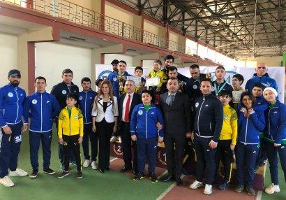 Autizmli uşaq və gənclər arasında bocce yarışı keçirilib