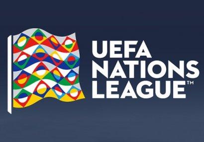 Сборная Азербайджана определилась с соперниками в Лиге наций
