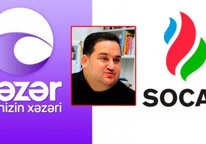 SOCAR Media купила долю в XəzərTV