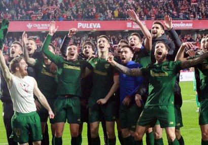 İspaniya Kubokunun finalında Bask derbisi olacaq - VİDEO