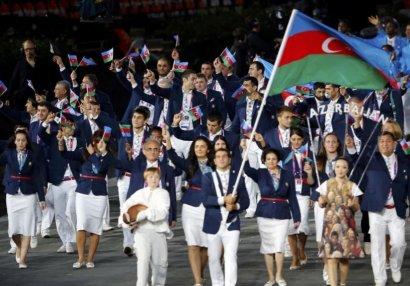 """Azərbaycan iki bayraqdarla təmsil olunacaq - """"Tokio-2020"""""""