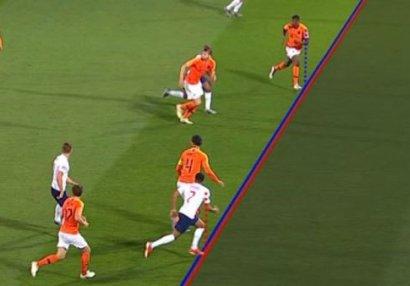 UEFA-dan inqilabi qərar: ÇL və AL-də qalın ofsayd xəttindən istifadə ediləcək