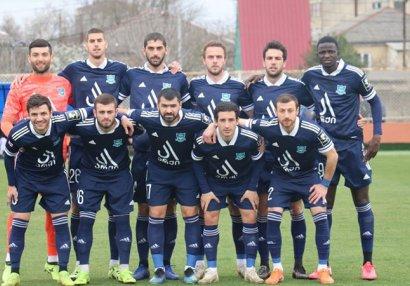 Azərbaycanlı futbolçu Gürcüstan klubuna qələbə qazandırdı