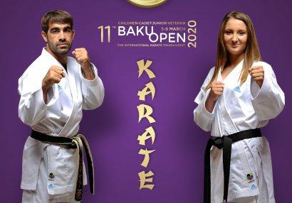 Beynəlxalq karate turniri yekunlaşdı