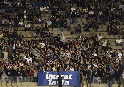 Матчи Премьер-лиги Азербайджана пройдут при пустых трибунах