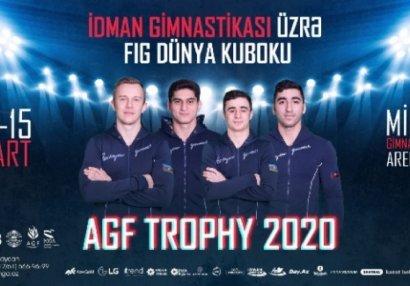 В Баку пройдет Кубок мира по спортивной гимнастике