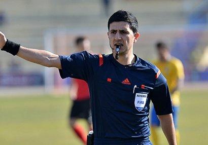 FIFA referilərinə mərkəzi oyunlar tapşırıldı