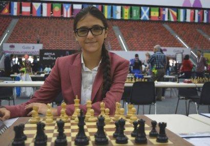Ханым Баладжаева стала чемпионкой страны