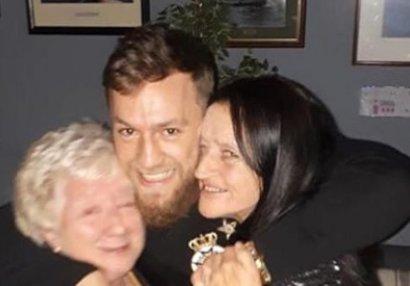 Тетя Конора Макгрегора умерла от коронавируса
