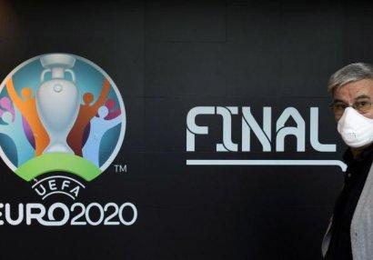 Евро-2020 перенесен на следующий год (ОБНОВЛЕНО)