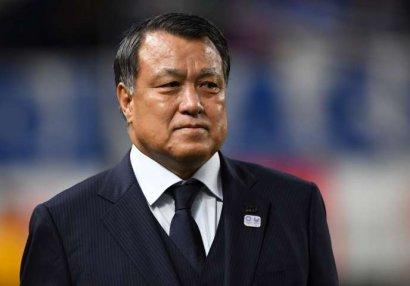 Futbol federasiyasının prezidenti koronavirusa yoluxub