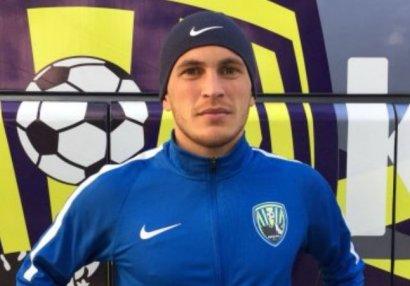 Азербайджанский футболист не продержался в Грузии и месяц