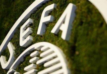 УЕФА отказался завершить национальные чемпионаты в формате плей-офф