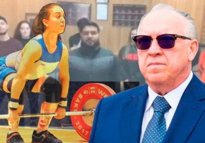"""Cahangir Əsgərovdan narazılıq: """"Maaşlar verilmir, formalar isə nimdaş"""" (VİDEO)"""
