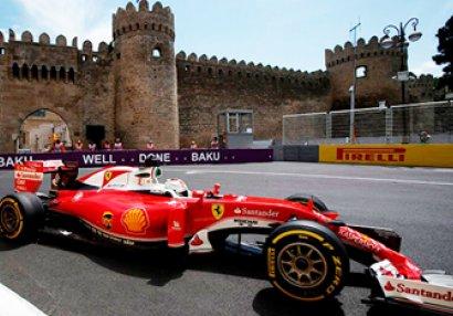 Azərbaycan Formula 1-dən imtina edir
