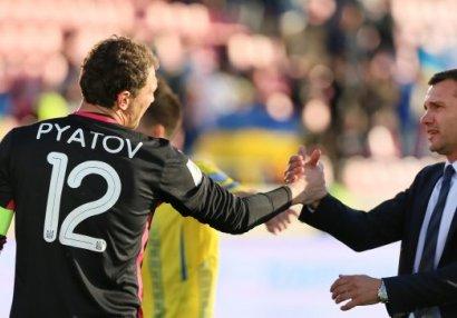 Rekord mükafatı Şevçenko və Pyatov bölüşdürəcək
