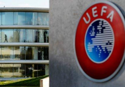 UEFA-dan federasiyalara: