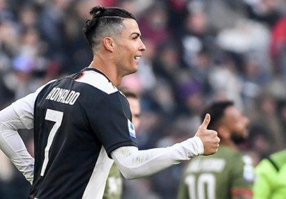 Криштиану Роналду станет первым футболистом, заработавшим $1 млрд