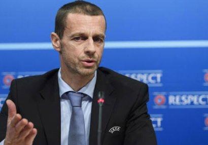 Президент УЕФА пригрозил Бельгии исключением клубов из еврокубков