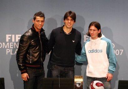 Messi, yoxsa Ronaldu? - Kaka seçimini etdi