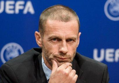 Президент УЕФА раскритиковал ФИФА