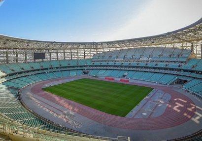 Бакинский олимпийский стадион вошел в число самых крупных в Европе