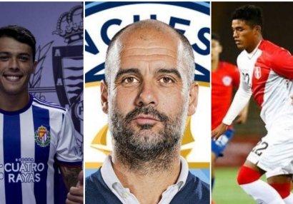 «Манчестер Сити» подписал 16-летнего перуанского защитника (ФОТО)