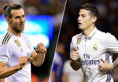 «Реал» хочет продать Хамеса и Бэйла летом