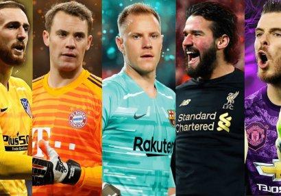 Кто самый лучший вратарь мира? (РЕЙТИНГ)